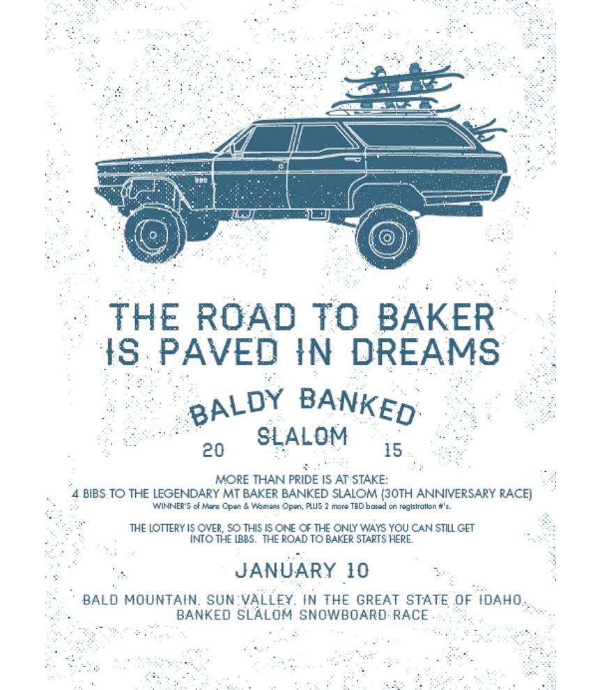 Baldy Banked Slalom